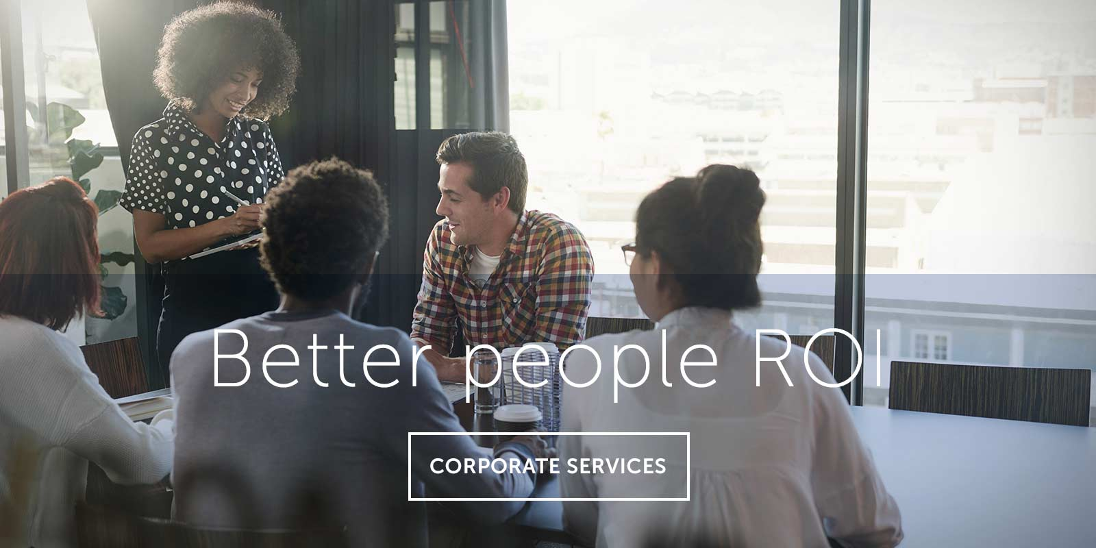 Better people ROI — Career Coaching