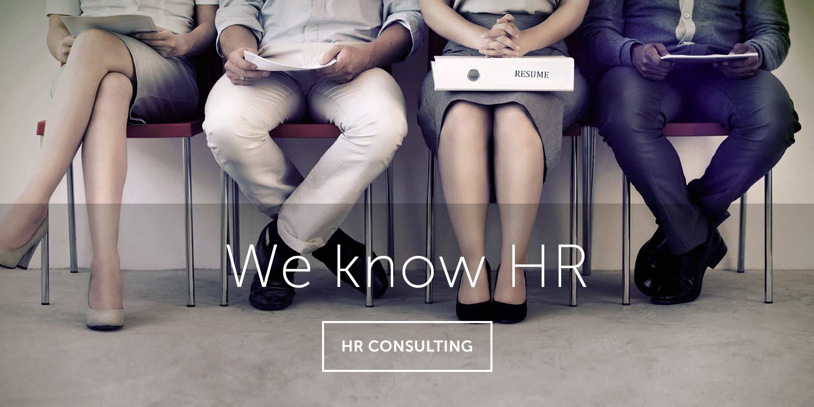 We know HR — Career Coaching