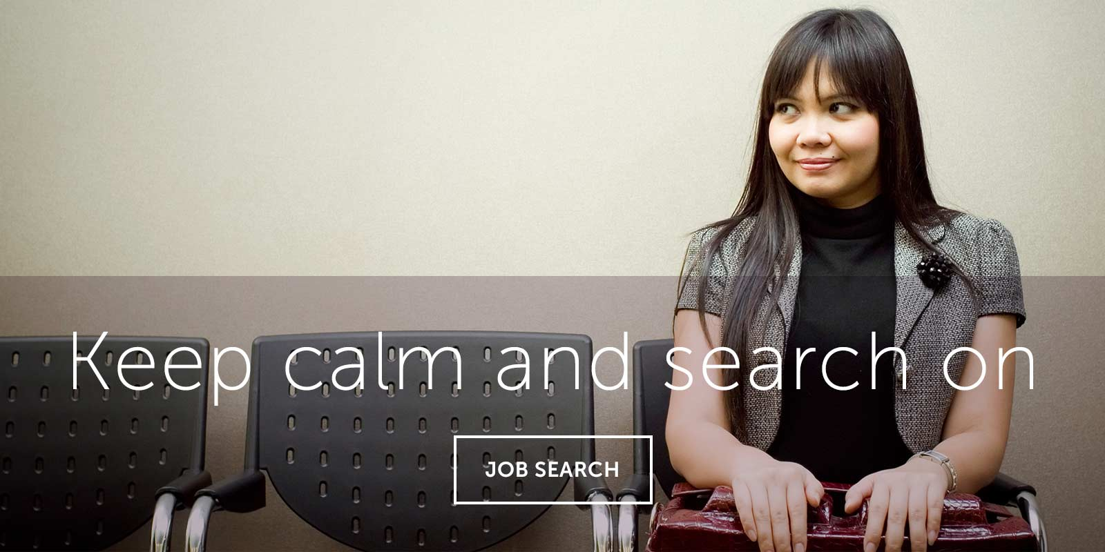 Keep calm and search on  — Career Coaching